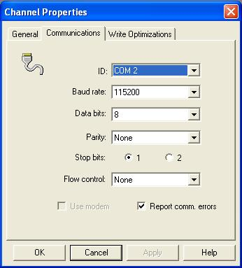 How to set C3 to Xpress with RS485 4wire / RS422