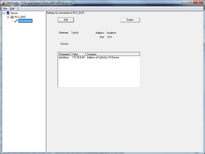 PAC with  Net or LabView: Use OPC Server - Electromechanical